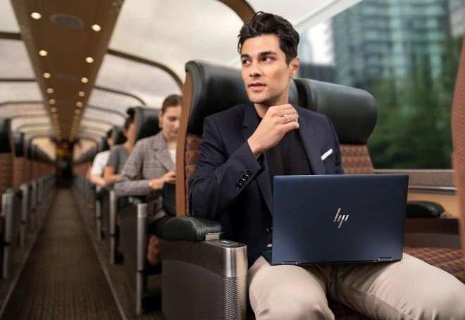 Os PCs mais seguros do mundo | HP Elite Dragonfly