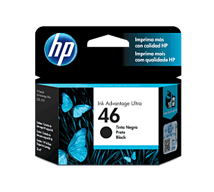 Cartucho de Tinta HP 46 Preto Advantage Original