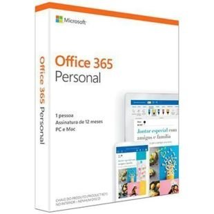 Office 365 Personal Assinatura Anual