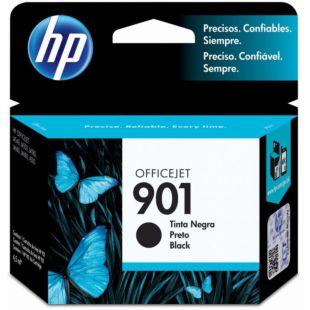 Papel Sulfite HP Office A4 + Cartucho de Tinta HP 901 Preto + Colorido Originais