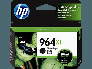 Cartucho de Tinta HP 964XL Preto de Alto Rendimento Original