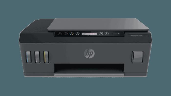 Impressora Multifuncional HP Smart Tank 517