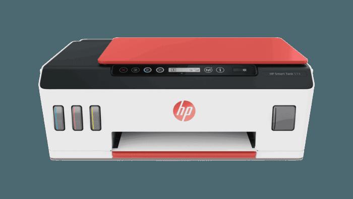 Impressora Multifuncional HP Smart Tank 514