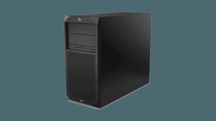 Desktop Hp Workstation Z2 G4 8ve00la I7-8700 3.20ghz 32gb 512gb Quadro P2200 Windows 10 Pro Sem Monitor