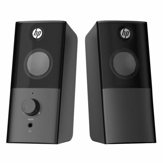Caixa de Som HP Preta