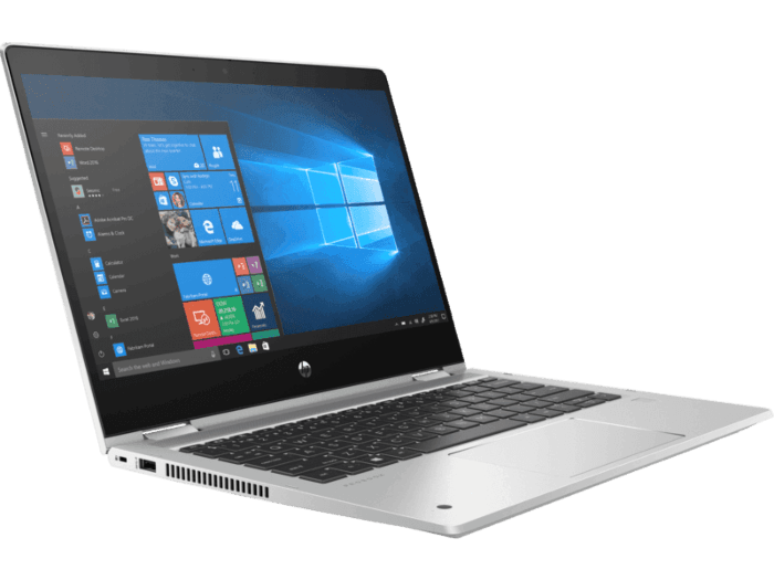 "Notebook - Apple 18z96la Amd Ryzen 7 4700u 2.00ghz 16gb 512gb Ssd Amd Radeon Windows 10 Professional Probook X360 435 G7 13,3"" Polegadas"