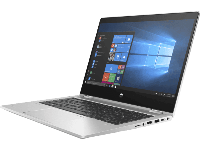 "Notebook - Hp 18z98la Amd Ryzen 5 4500u 2.30ghz 16gb 256gb Ssd Amd Radeon Graphics Windows 10 Home Probook X360 435 G7 13,3"" Polegadas"