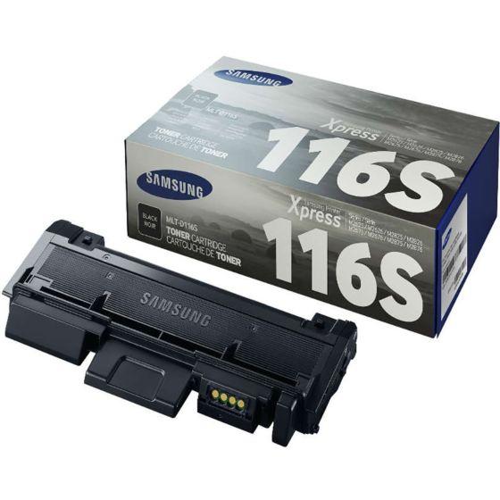 Cartucho toner p/Samsung preto MLT-D116S