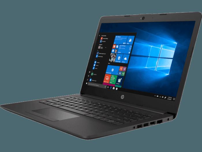 "Notebook - Hp 22m22la I5-1035g1 1.10ghz 16gb 256gb Ssd Intel Hd Graphics Windows 10 Home 246 G7 14"" Polegadas"