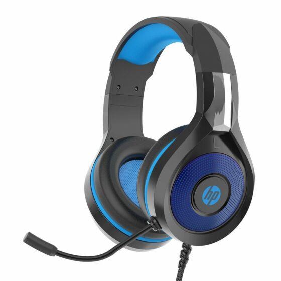 Headset Gamer HP P2 C/ USB Blue Light