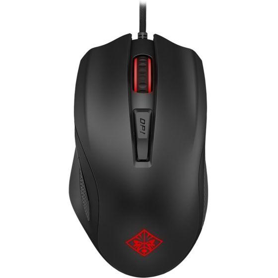 Mouse Gamer USB 12000 Dpi Omen 600 HP