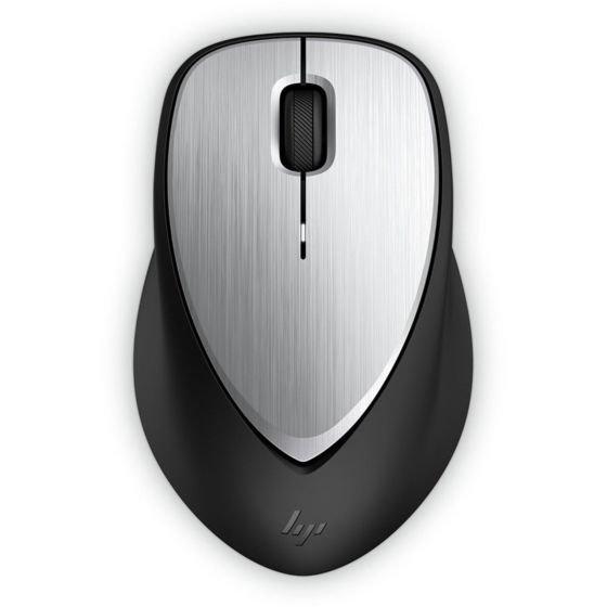 Mouse Sem Fio Prata Recarregável Envy 500