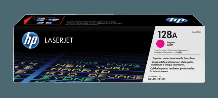 Cartucho de Toner HP 128A Magenta LaserJet Original