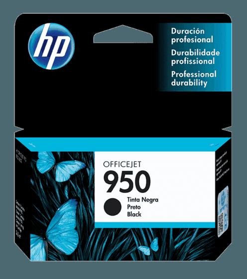 Cartucho de Tinta HP 950 Preto Original