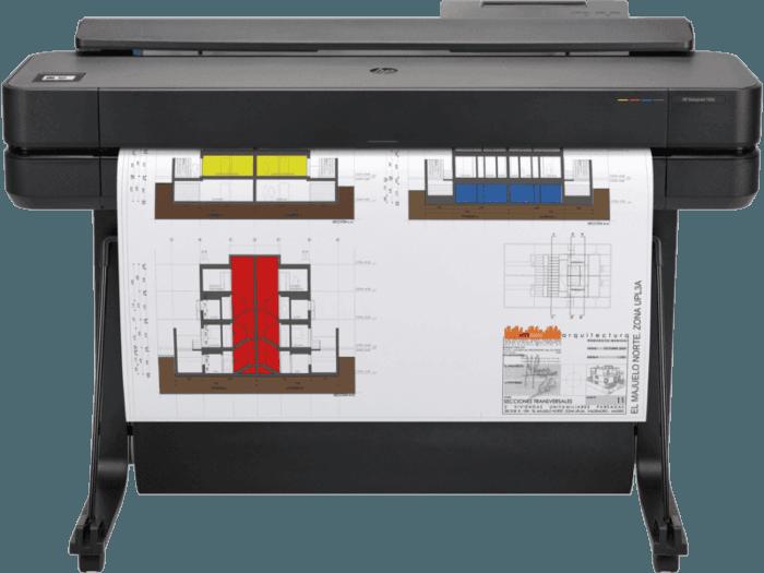 Impressora HPDesignJet T650 36