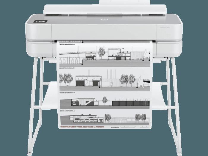Impressora HP DesignJet Studio Steel de 24