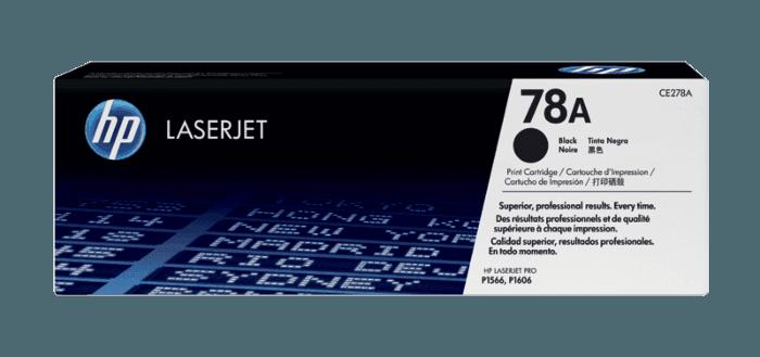 Cartucho de Toner HP 78A Preto LaserJet Original