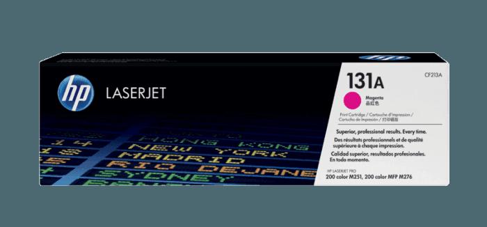 Cartucho de Toner HP 131A Magenta LaserJet Original