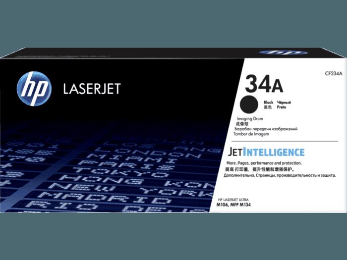 Tambor de Imagem HP 34A LaserJet Original
