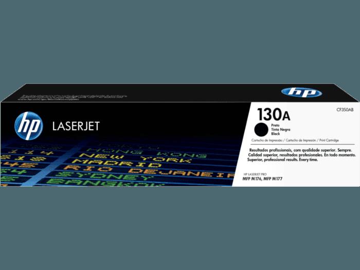 Cartucho de Toner HP 130A Preto LaserJet Original
