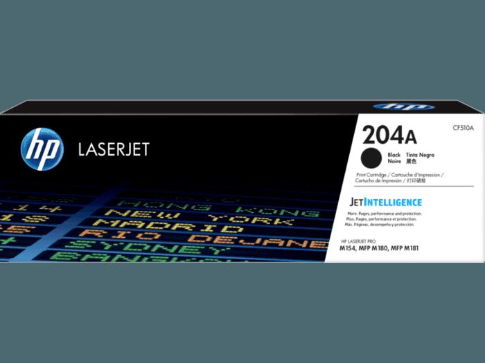 Cartucho de Toner HP 204A Preto LaserJet Original