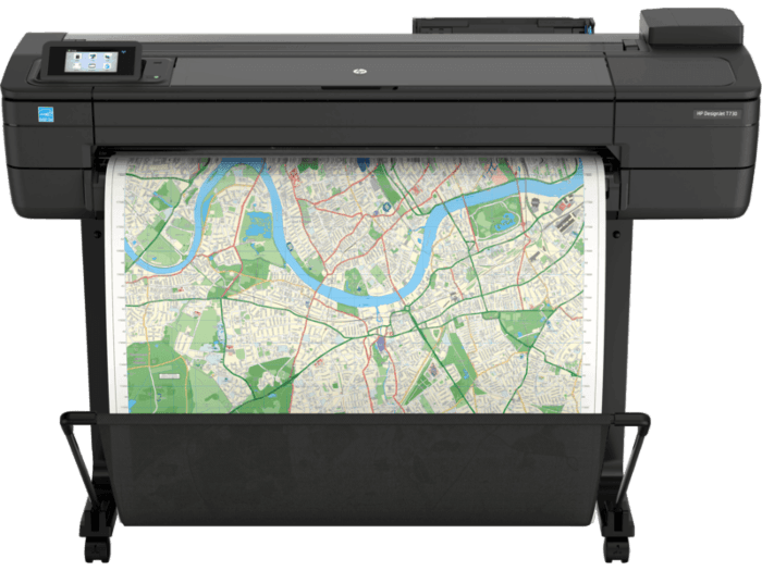 Impressora HPDesignjet T730 36