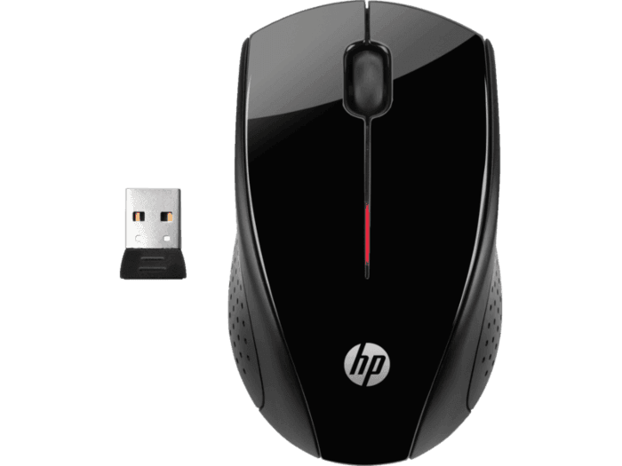 Mouse Sem Fio HP X3000