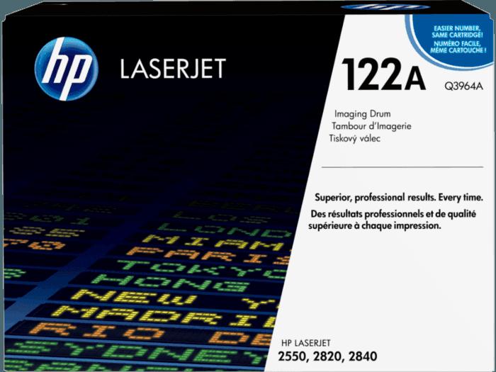 Tambor de Imagem HP 122A LaserJet Original