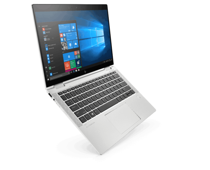 "Notebook - Hp 8ny76la I5-8265u 1.60ghz 8gb 256gb Ssd Intel Hd Graphics 620 Windows 10 Professional Elitebook X360 1030 G4 13,3"" Polegadas"
