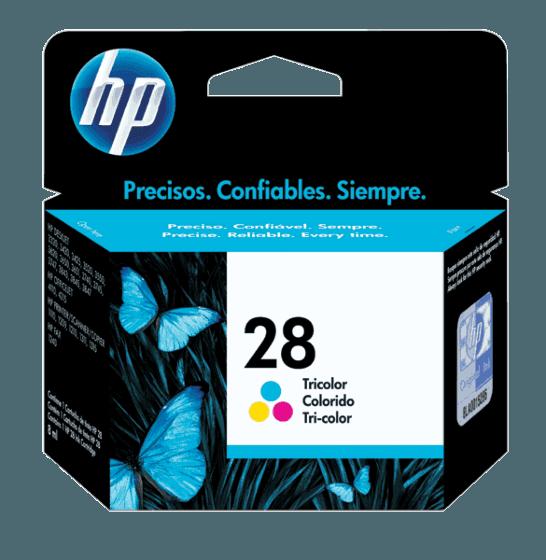 Cartucho de Tinta HP 28 Colorido Original