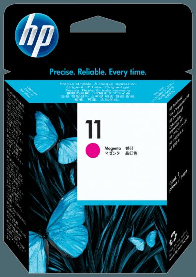 Cabeça de Impressão HP 11 Magenta Original