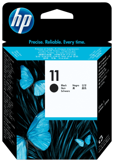 Cabeça de Impressão HP 11 Preto