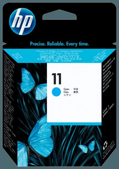 Cabeça de Impressão HP 11 Ciano Original