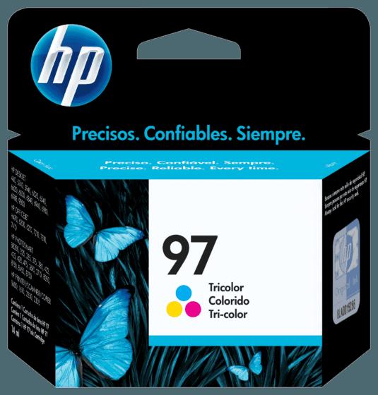 Cartucho de Tinta HP 97 Colorido Original