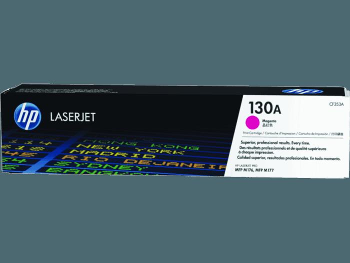 Cartucho de Toner HP 130A Magenta LaserJet Original