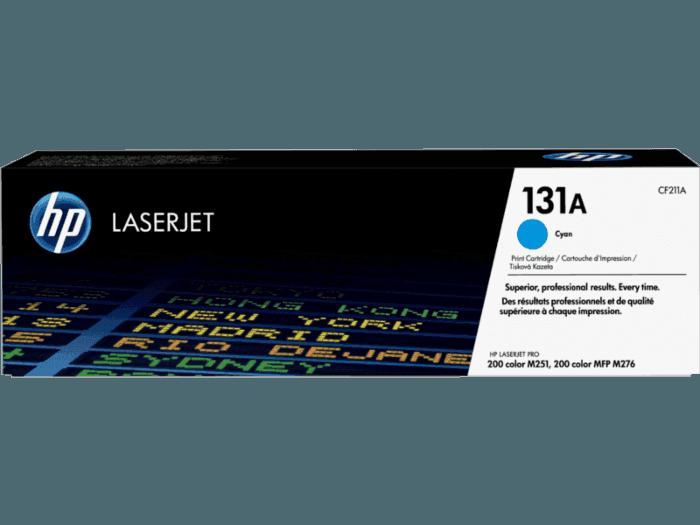 Cartucho de Toner HP 131A Ciano LaserJet Original
