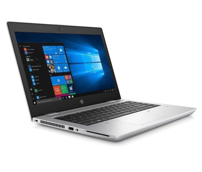Notebook - Hp 9xm72la I7-8665u 1.90ghz 16gb 256gb Ssd Intel Hd Graphics 620 Windows 10 Professional Probook 640 G5 14