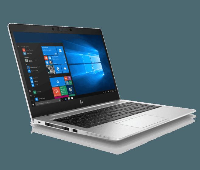 Notebook - Hp 3s909la I5-8365u 1.60ghz 8gb 256gb Ssd Intel Hd Graphics 620 Windows 10 Professional Elitebook 840 G6 14