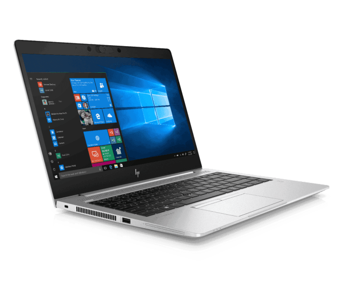 "Notebook - Hp 3s909la I5-8365u 1.60ghz 8gb 256gb Ssd Intel Hd Graphics 620 Windows 10 Professional Elitebook 840 G6 14"" Polegadas"