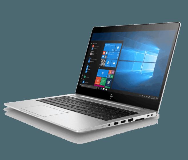 "Notebook - Hp 7yt69la I5-8365u 1.60ghz 8gb 256gb Ssd Intel Hd Graphics 620 Windows 10 Professional Elitebook 840 G6 14"" Polegadas"