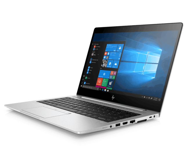 "Notebook - Hp 8vw86la I7-8665u 1.80ghz 8gb 256gb Ssd Intel Hd Graphics 520 Windows 10 Professional Elitebook 840 G6 14"" Polegadas"