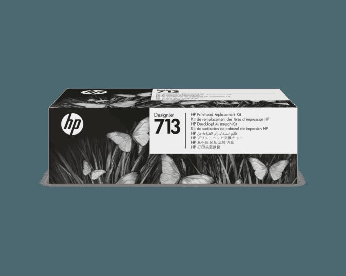 Kit de Substituição de Cabeça de Impressão HP 713 DesignJet Original