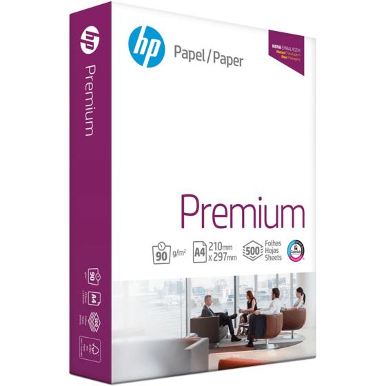 Papel HP A4 Premium