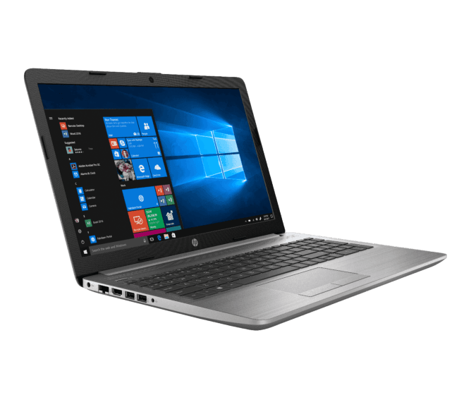 "Notebook - Hp 1x5m4la I5-8265u 1.60ghz 4gb 1tb Padrão Intel Hd Graphics Windows 10 Home 250 G7 15,6"" Polegadas"