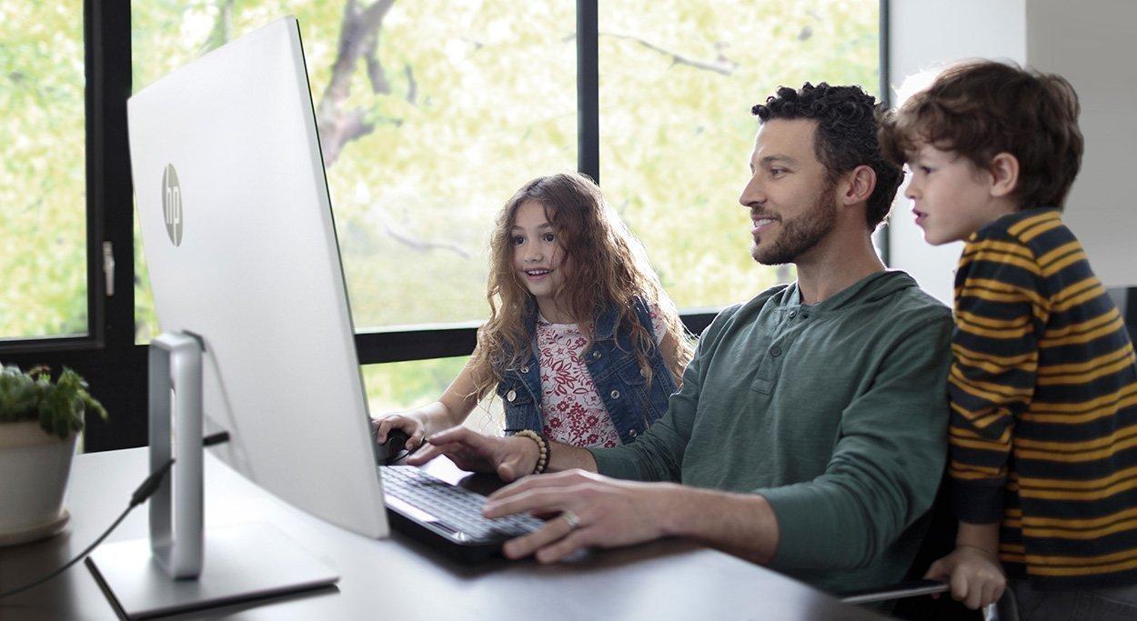 5 grandes razões para obter um  computador all-in-one