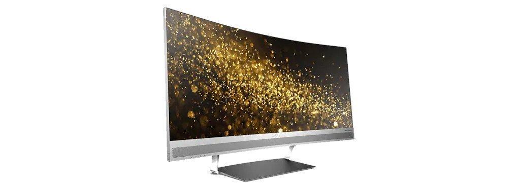 Por que um monitor curvo é melhor do que um monitor plano?