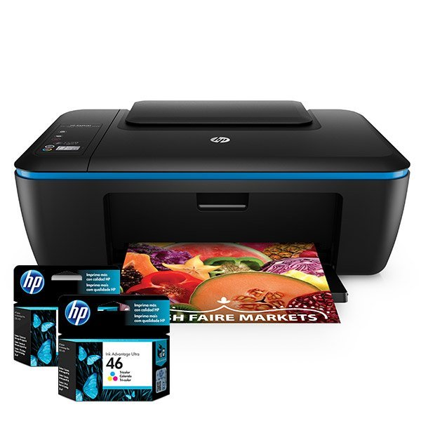 Cartuchos de Tinta para Impresora HP DeskJet Ink Advantage Ultra 2529