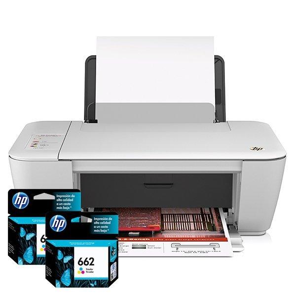 Cartuchos de Tinta para Impresora Multifuncional HP Deskjet Ink Advantage 1515