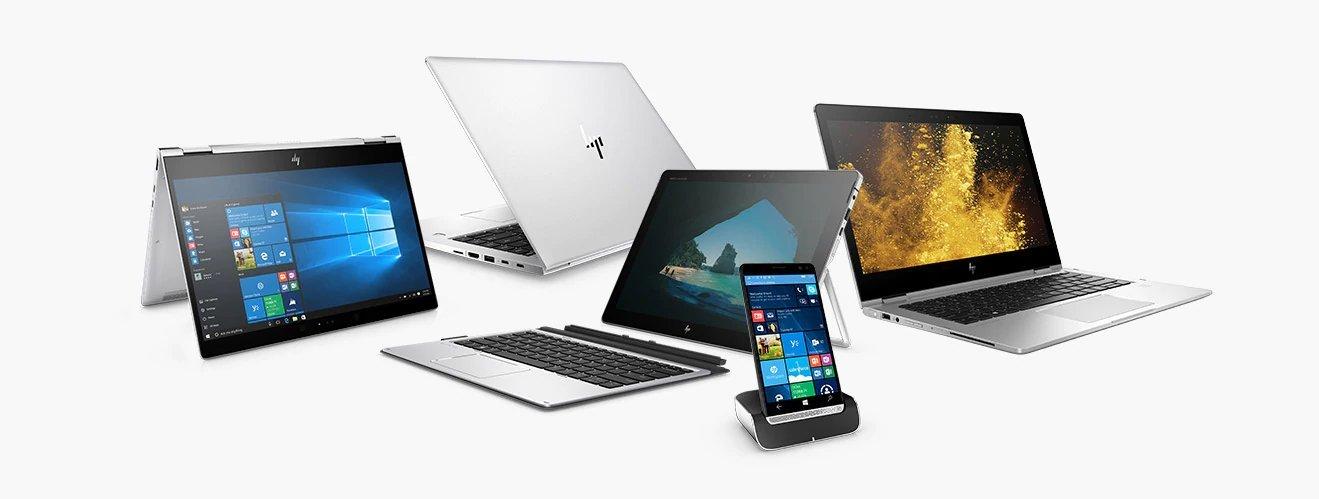 Laptops y tablets HP Elite | Obsesión por la atención al detalle