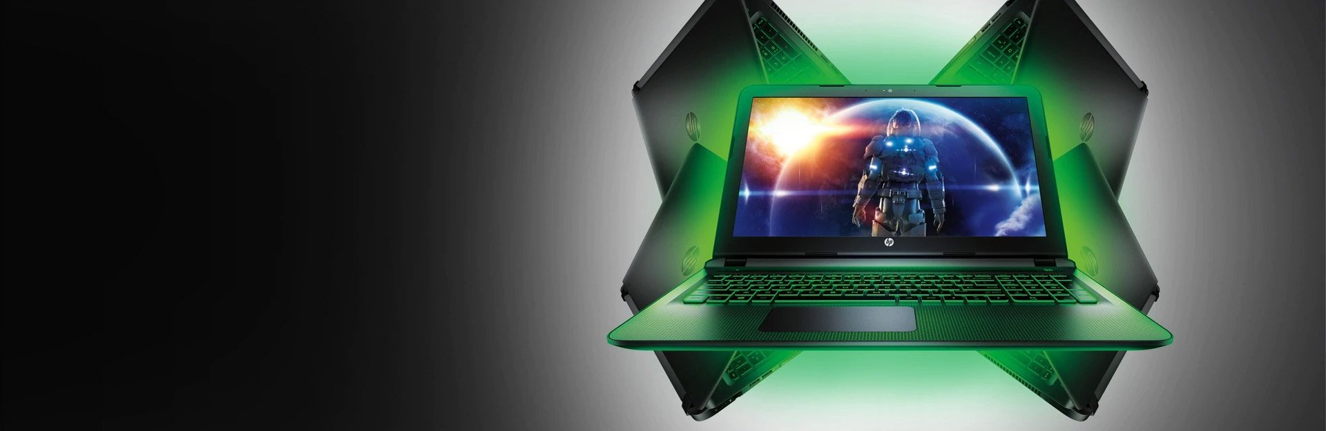 Nunca dejes de jugar con HP pavilion Gaming Laptop